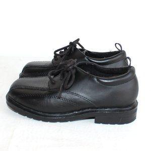 Healthtex Boys Black Dress Shoes Boys Size 9